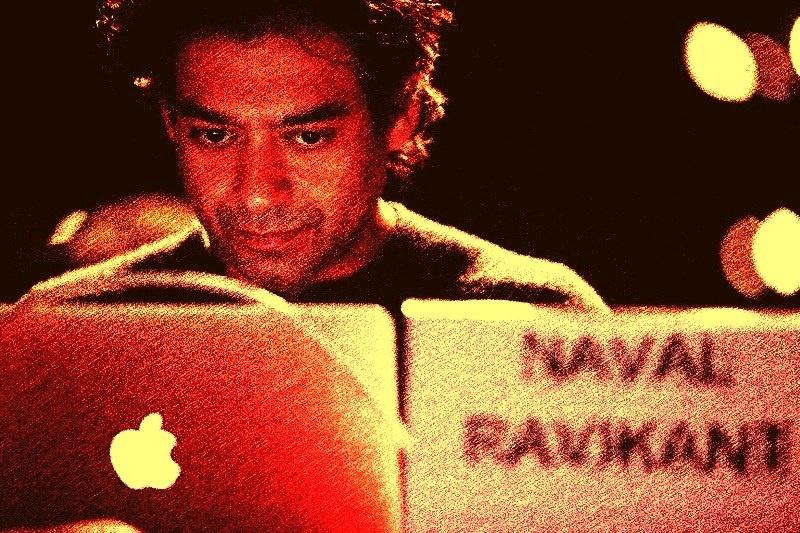 Felicitat segons Naval Ravikant